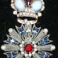 Crowned Jewels Brooch
